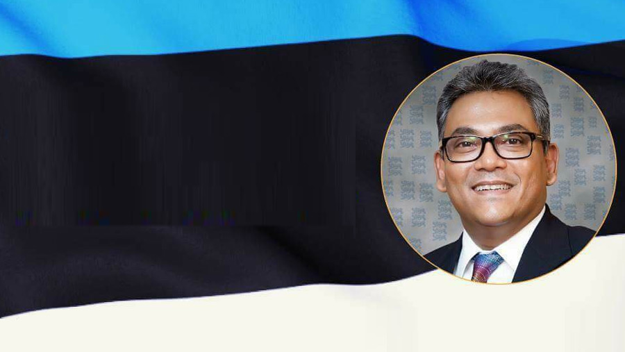 Syed Farhad Ahmed appointed as honorary consul of Estonia