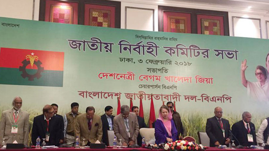 Khaleda spells out 'conditions' for polls