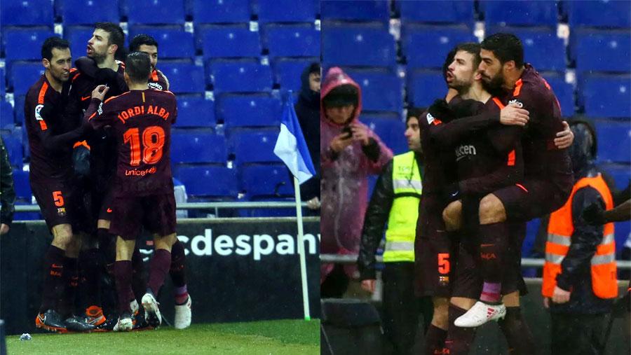 Barca set new club record