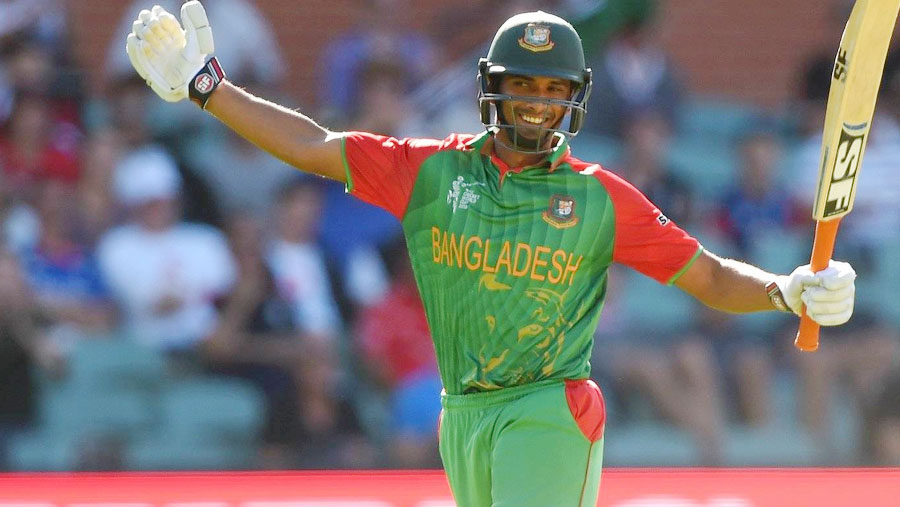 Mahmudullah to lead Tigers in T20I