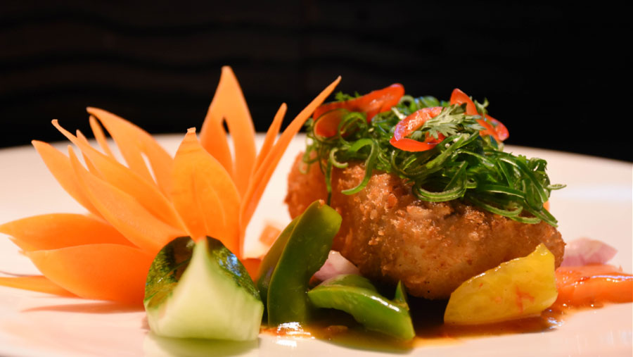 Amari Dhaka's new Thai food offer
