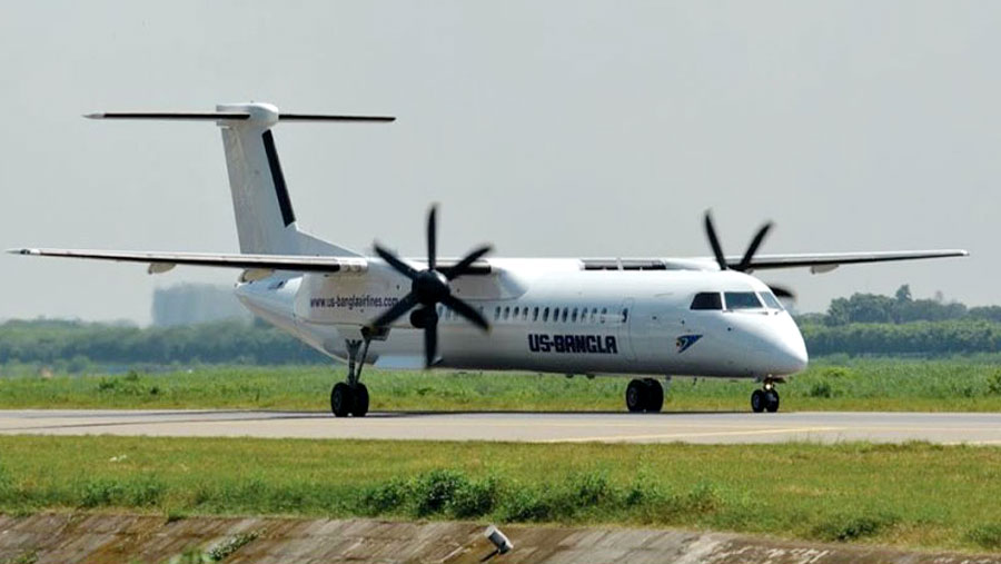 US-Bangla Airlines adds new aircraft