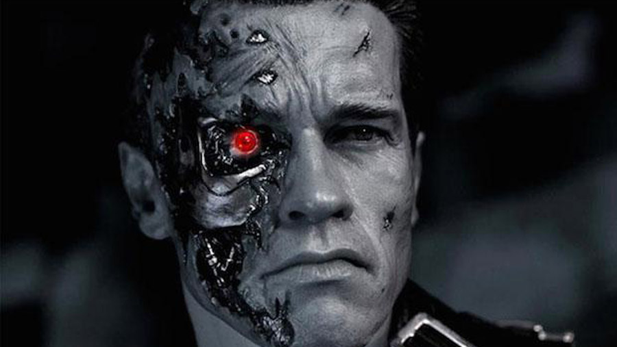 Terminator 6 shooting delayed