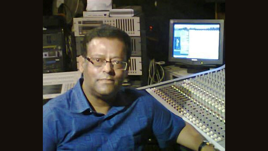 Musician Ali Akbar Rupu no more