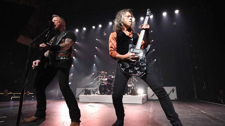 Metallica announce N. American tour