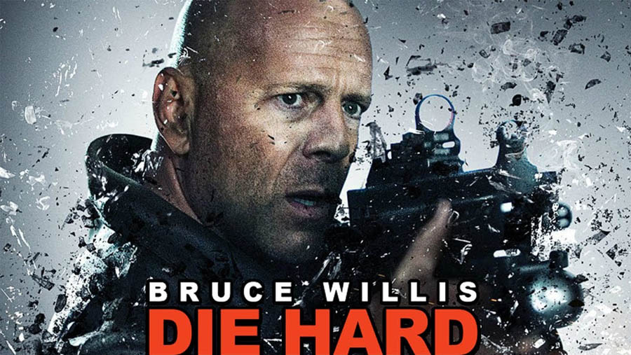 Bruce Willis confirms about Die Hard 6