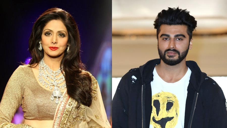 Arjun breaks silence after Sridevi's death