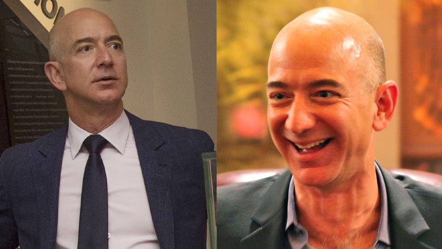 Jeff Bezos tops Forbes world's rich list