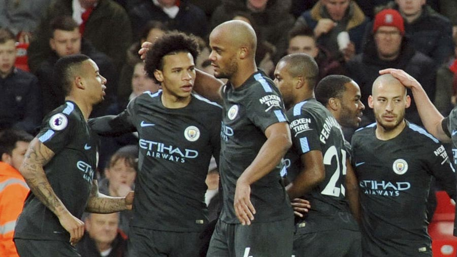 Man City one step closer to title