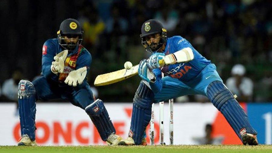 India beat Sri Lanka in T20I