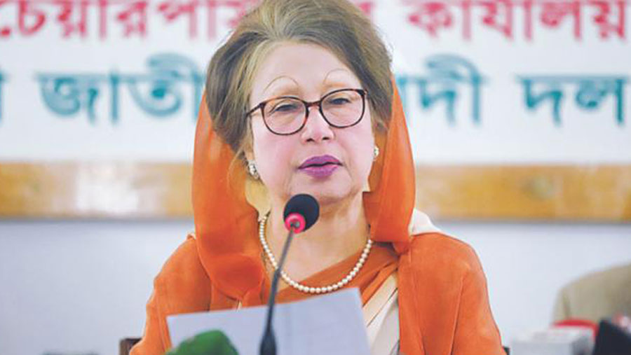 SC stays Khaleda's bail till Mar 18