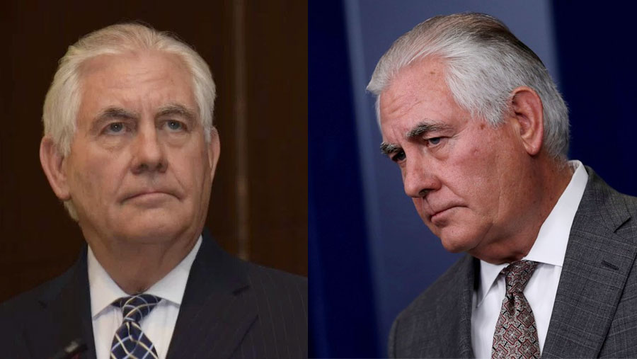 Rex Tillerson fired as secretary of state