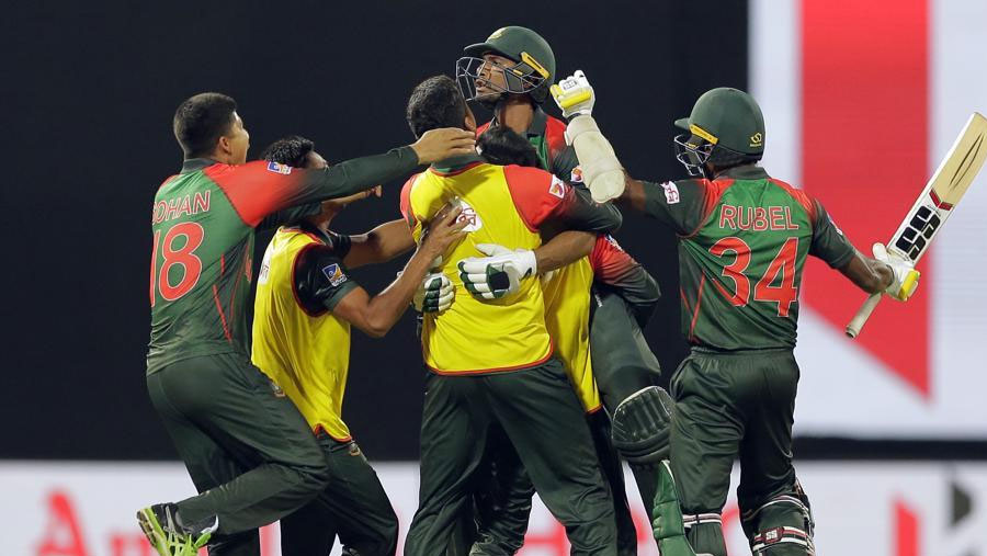 Tigers storm into Nidahas Trophy final