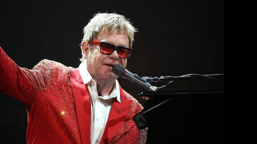 Music icons to appear on Elton tribute albums