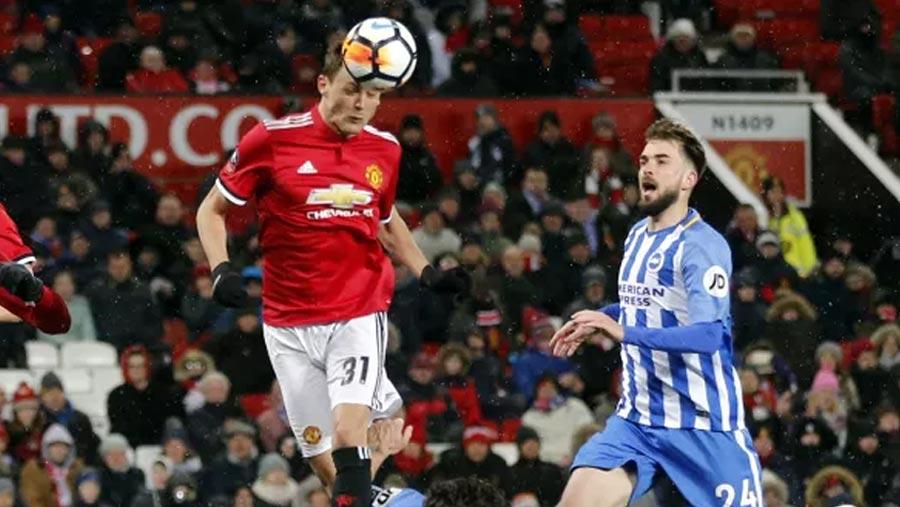 Man United into FA Cup semis