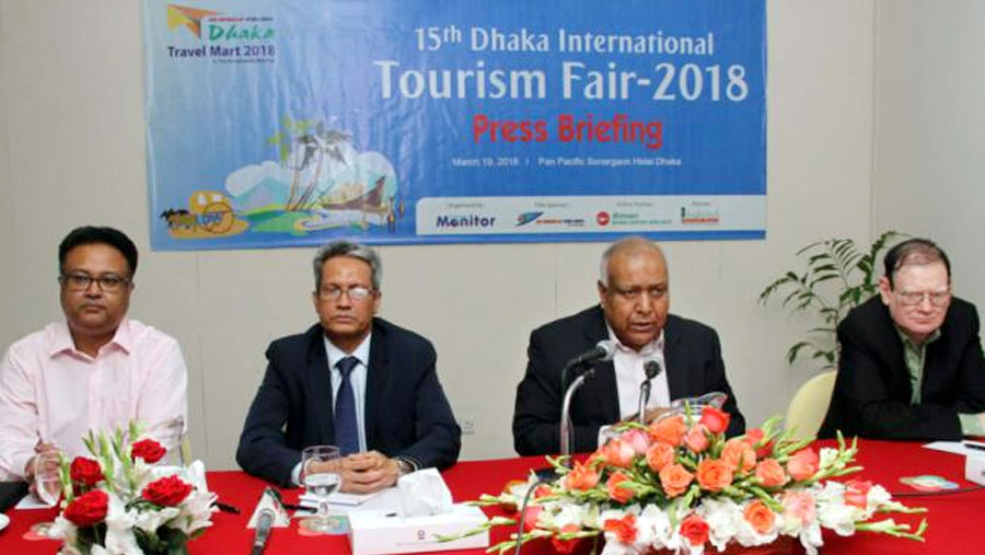 Dhaka Travel Mart to begin Thursday