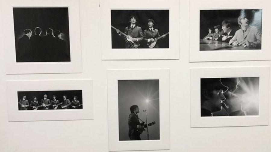 Beatles photos fetch £250k at auction