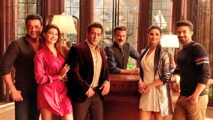 Race 3 earns Rs 150 cr before release!