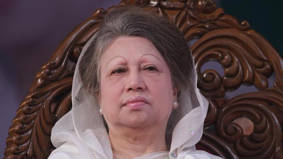 BNP demands Khaleda's immediate release