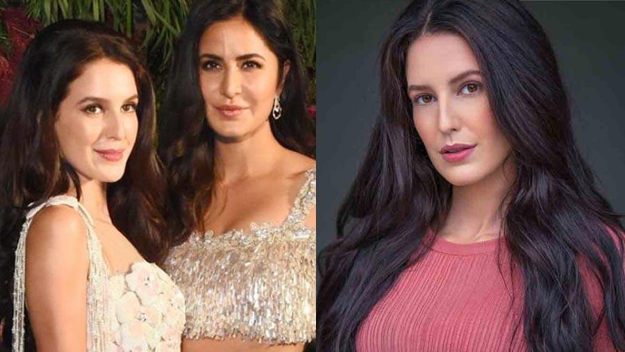 Katrina's sister set for Bollywood debut