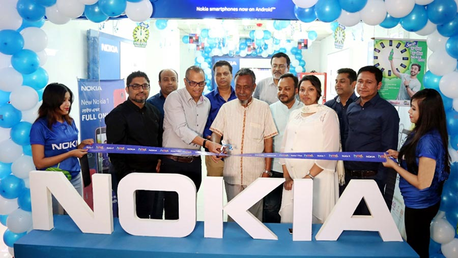 30 new Nokia stores in Bangladesh