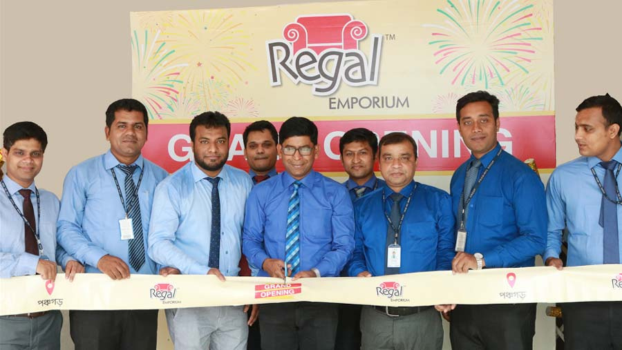 Regal Emporium opens outlet in Panchagarh & Lalmonirhat