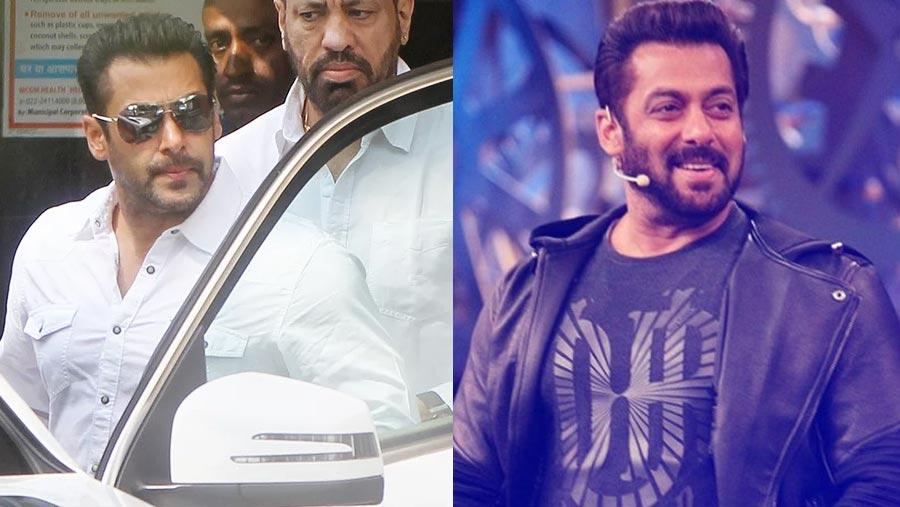 Salman Khan gets 5 years' jail