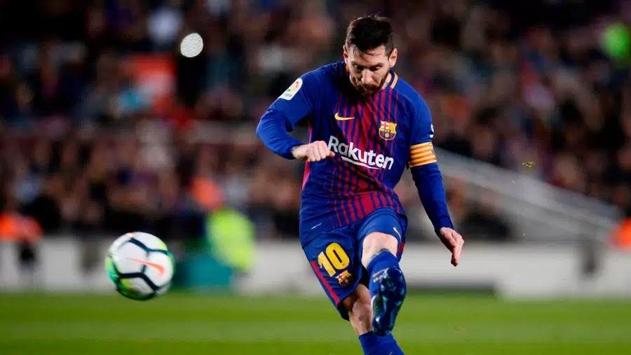 Barca go 38 games unbeaten to equal La Liga record