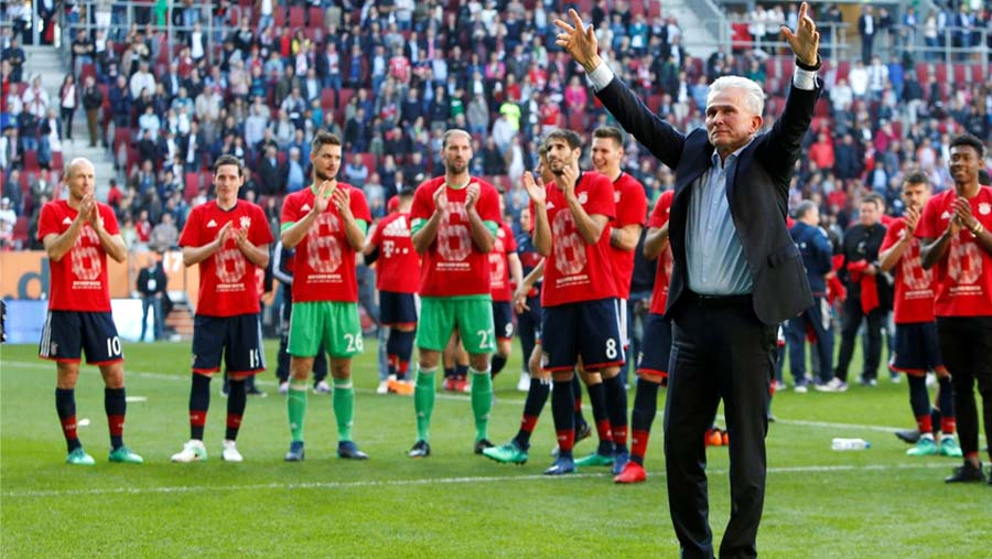 Bayern clinch 28th title and sixth in six years