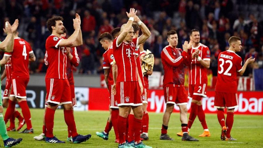 Bayern reach semi-finals after 0-0 draw