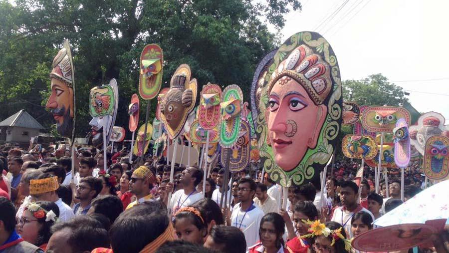 Pohela Boishakh celebrated
