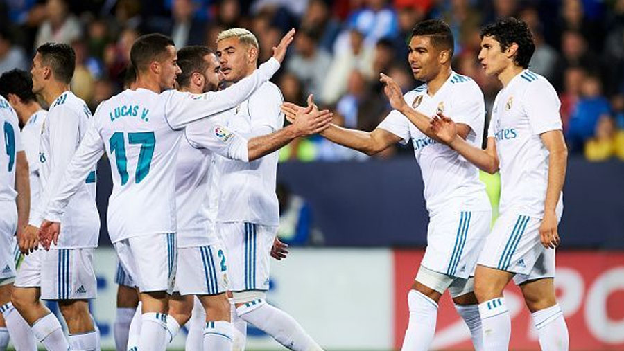 Isco and Casemiro send Real Madrid third
