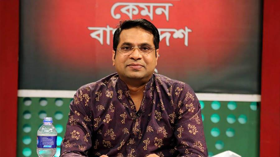 Ashik Rahman, dynamic CEO & Head of News from Rtv