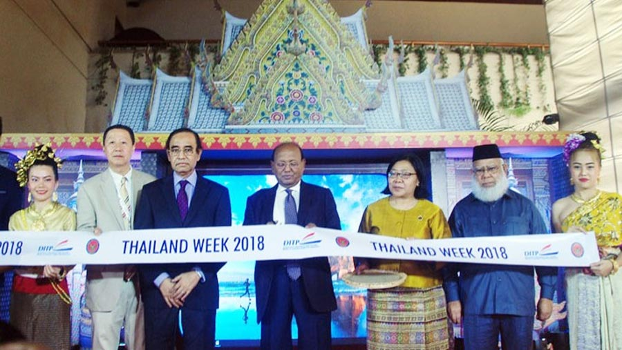 Thai trade show begins in city