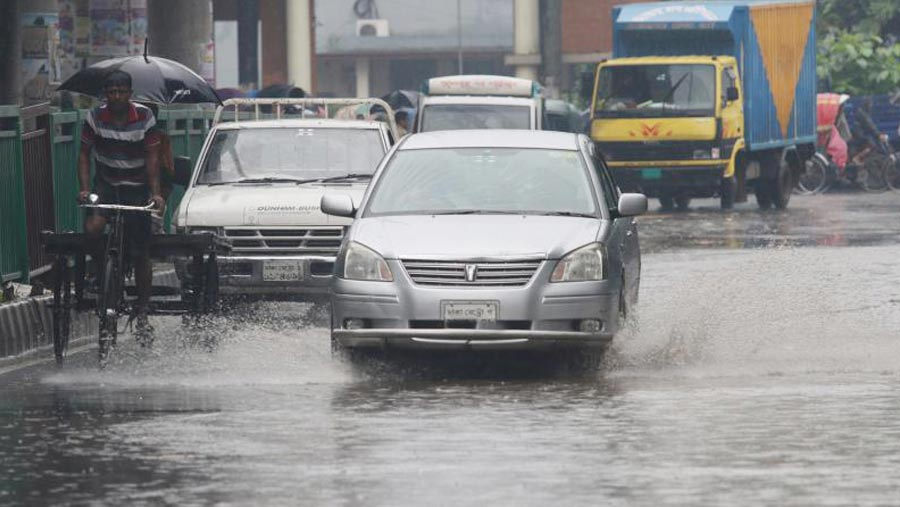 More heavy rainfall may occur