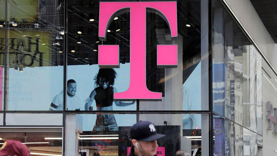T-Mobile to merge with Sprint in $26bn deal