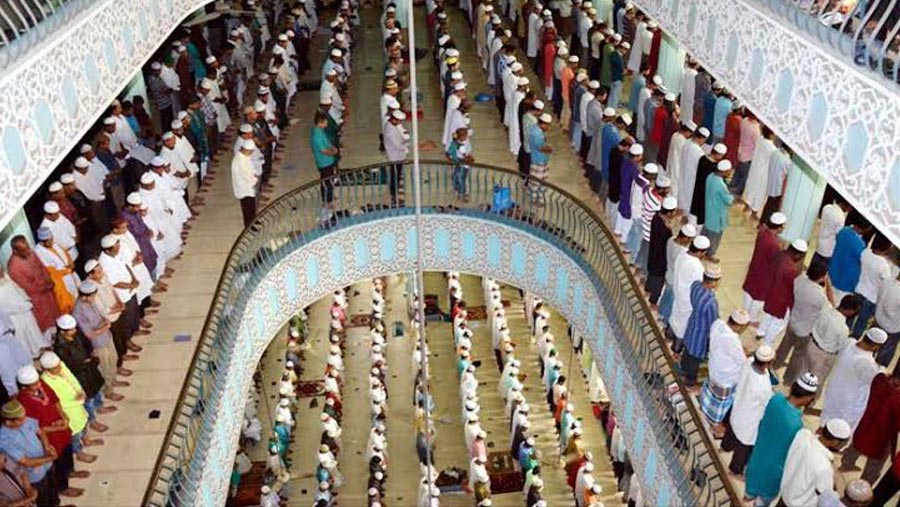 Holy Lailatul Barat observed in Bangladesh