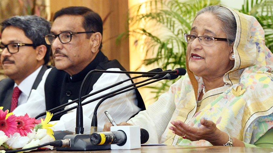 Three-nation tour brightens Bangladesh's image abroad: PM