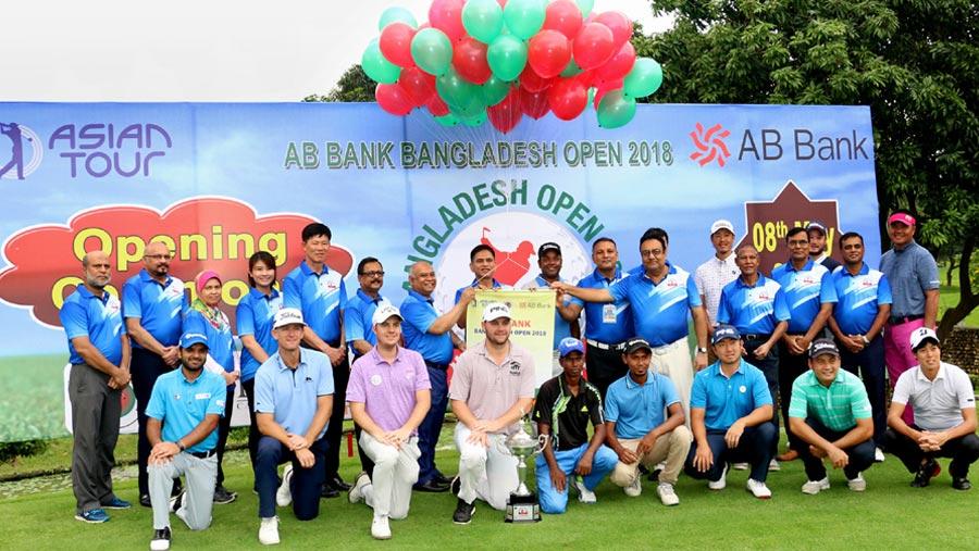Bangladesh Golf Open inaugurated
