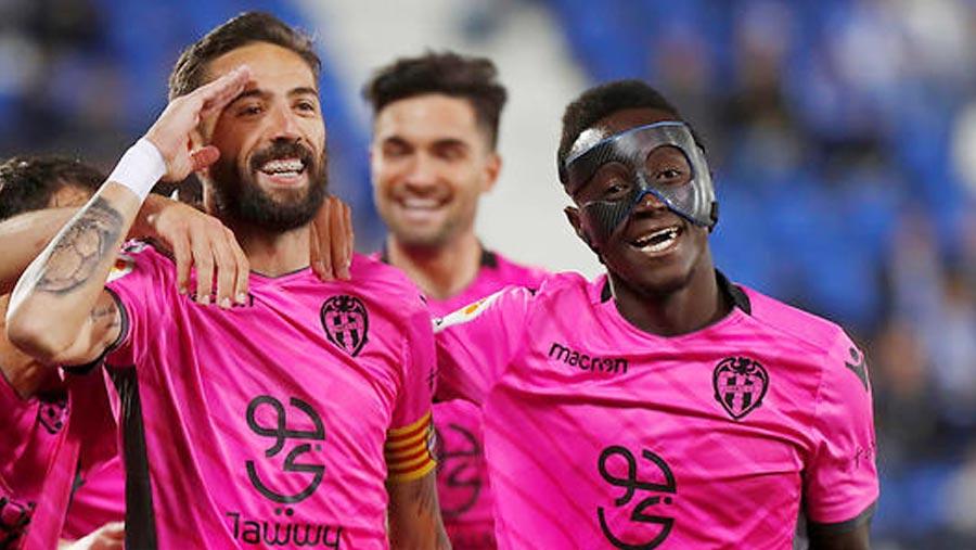 Levante defeat Leganes in La Liga
