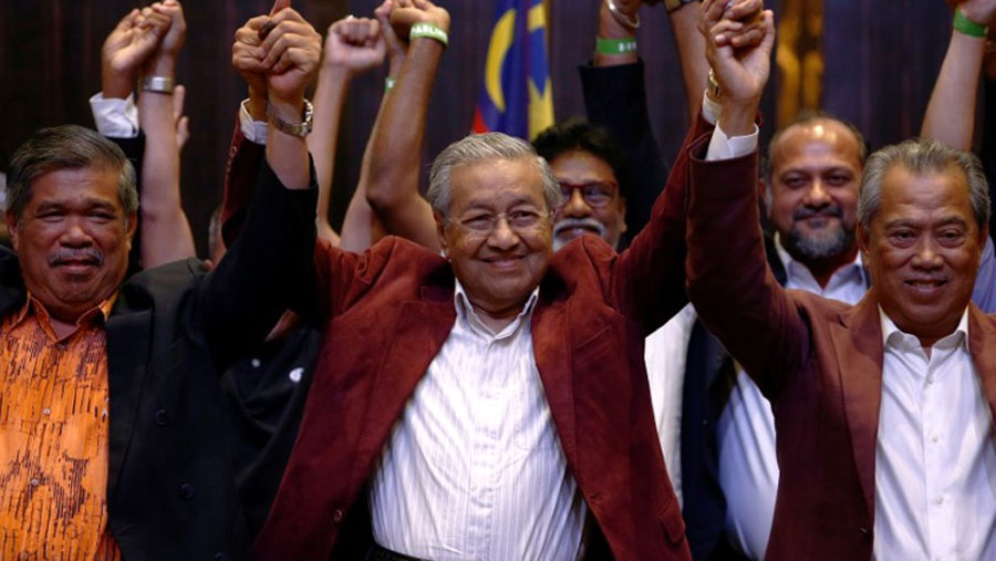 Malaysia gets world's oldest elected leader
