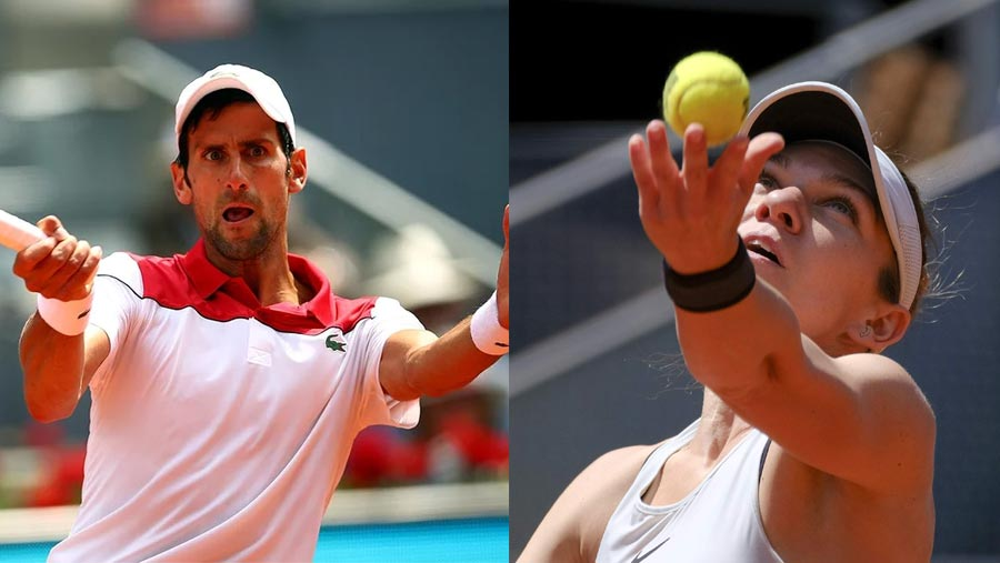 Edmund eliminates Djokovic from Madrid Open