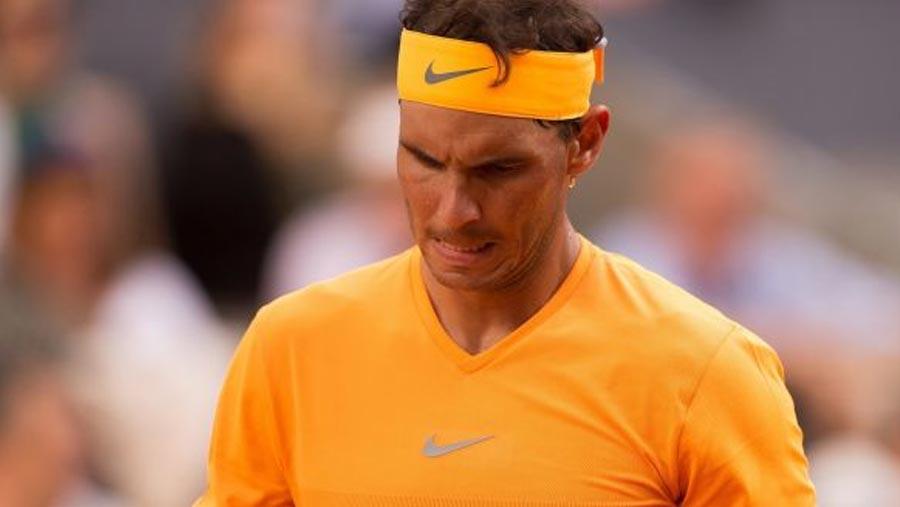 Nadal loses his world No 1 ranking