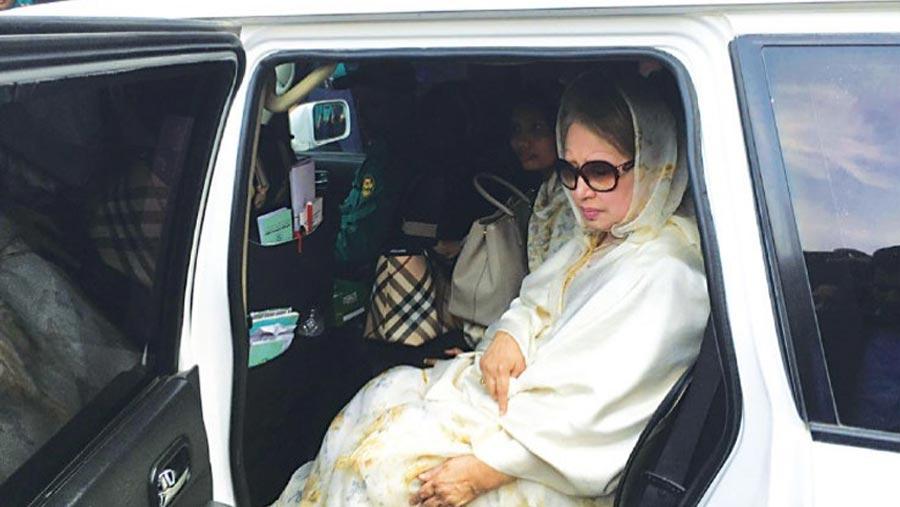 SC upholds Khaleda's bail order