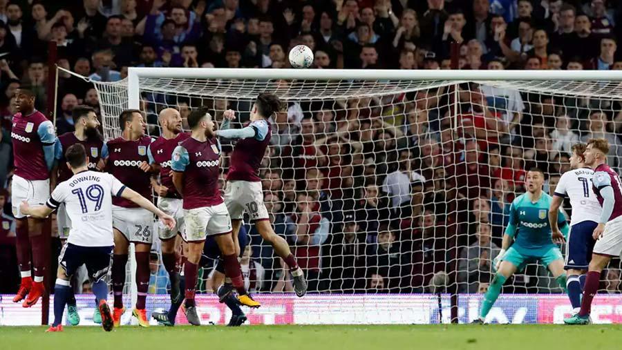 Aston Villa 0-0 Middlesbrough (Agg 1-0)