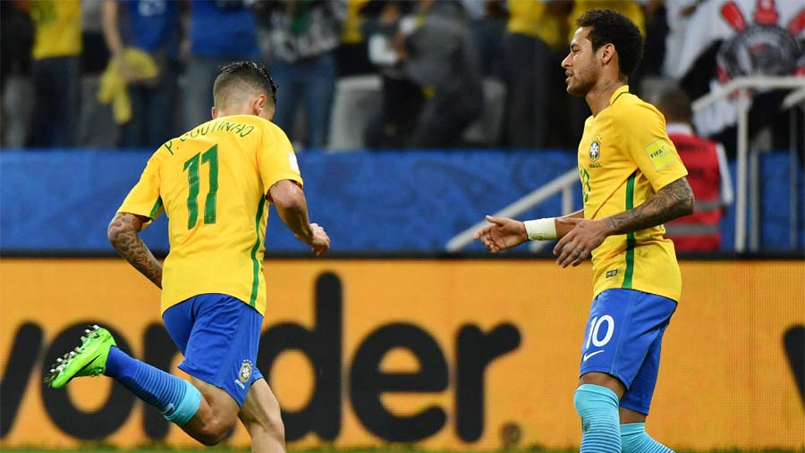 Brazil name 23-man squad for World Cup