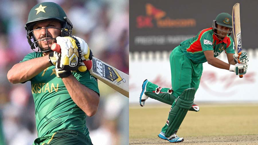 Shakib and Afridi pulls out from World XI