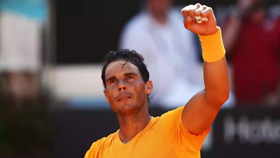 Nadal beats Djokovic in semi-final