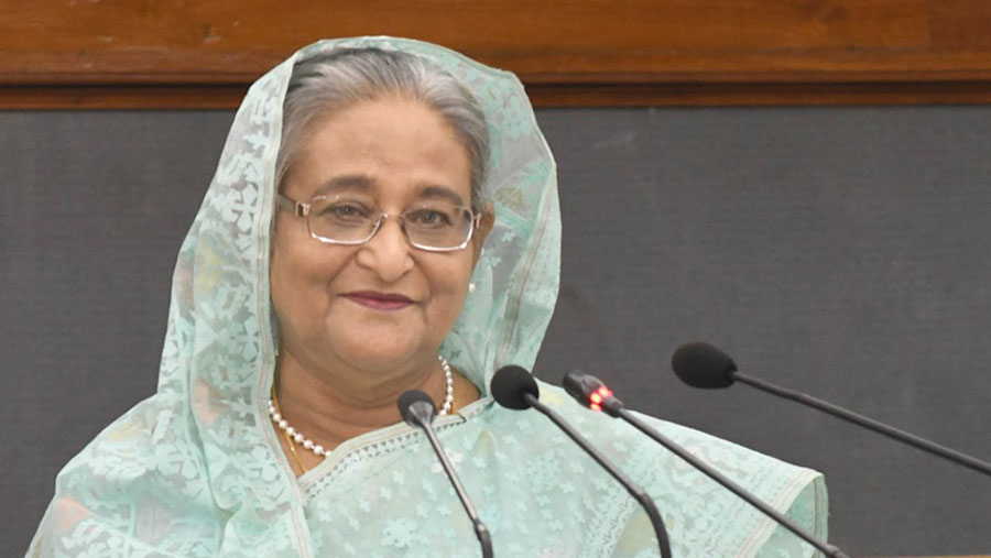 Sheikh Hasina to visit India May 25