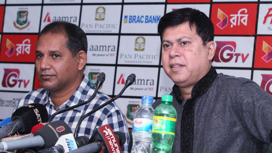 Bangladesh announce squad for T20I
